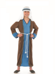 JOSEPH SHEPHERD INN KEEPER COSTUME BLUE